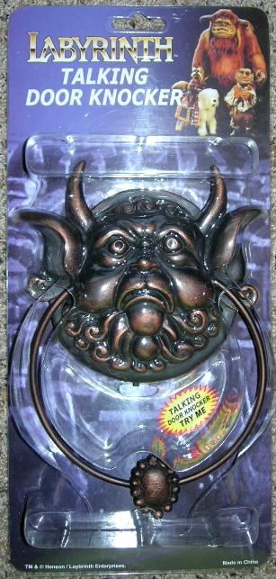 & Door Knockers from Labyrinth
