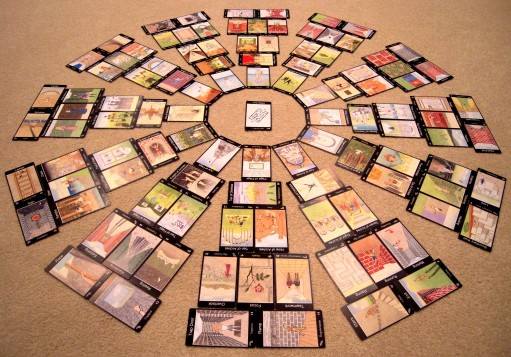 Labyrinth Oracle all cards
